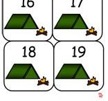 Camping Themed Early Education Ideas / Far too often, people take what they have for granted. What better way to show them just how cool a house, running water, and modern technology is than with these fun printables? FInd them and more at www.makinglearningfun.com. / by Jo Kramer
