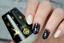 latest manis from my blog
