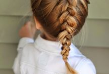acconciature per bambine capelli lunghi
