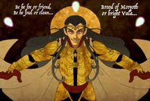 The Oath of Fëanor // Idahlart