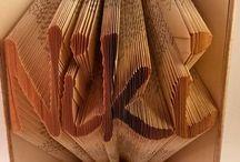 Book falding-konyv hajtogatas