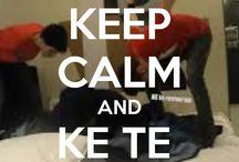 keep calm :3