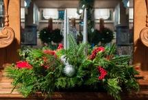 Holiday time at Gethsemane Garden Center