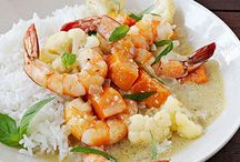 Food: Seafood Specials / Seafood recipes. Shrimp, Fish, and more. / by Marissa Fischer | Rae Gun Ramblings