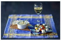 Think Greek! / Mediterranean-inspired recipes featuring your favorite olives.