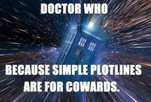 Doctor Who Fabulousness  / by Jennifer Bucher Keim