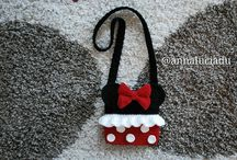 Crochet - girls (accessories)