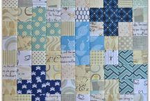 Čtverce patchwork