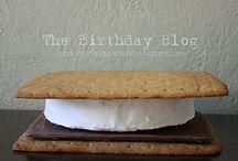 Birthday Ideas / by Katie Panter