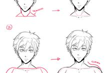 How to draw: Face & Expressions
