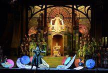 Scatti di Turandot - 62° Festival Puccini / Alcuni degli scatti più belli di Turandot, in scena al 62° Festival Puccini di Torre del Lago www.puccinifestival.it