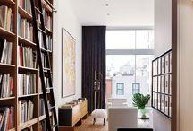 Mmmm . . . Bookshelves.