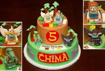 Chima party / by Johanna Davila
