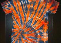 Austin Tie Dye Shirts