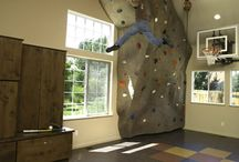 Bouldering Wall Design