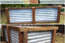 Pallet Garden Beds