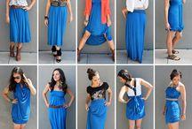 Versatile - Maxi dress