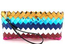DIY woven bag