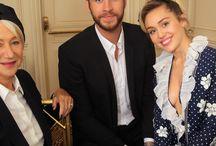 Liam & Miley