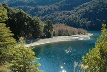 Patagonia`s Lakes / Lagos de la Patagonia
