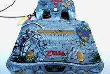 Legend of Zelda costom stuff