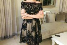 My lovely dresses !