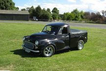 Morris Minor Pickup.