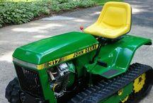 Traktorklipper