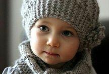 Bonnet beret fille