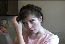 Hair styles / by Ann Eppley