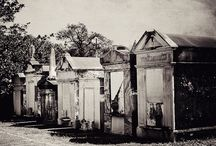 Cemetaries can be peaceful...love them / by Karri Goodeaux-Ancelet