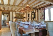 Charcuterie and Chandeliers