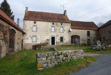 Landelijk wonen in de Limousin / Mooie impressies van huizen landelijk gelegen huizen in de regio Limousin in Frankrijk