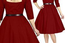 50s 60s dresses and stuff