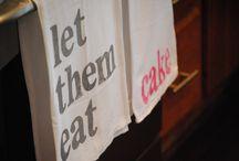 Aprons, Tea & Dish Towel DIY Ideas