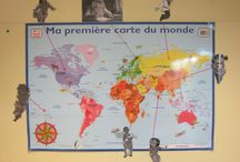 5 continents / activités