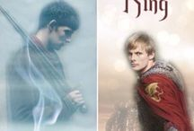 Merlin /  In a land of myth, and a time of magic, the destiny of a great kingdom rests on the shoulders of a young boy. His name... Merlin.