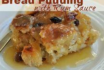 Bread Pudding / by Jennifer Dalton