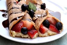 Food - Breakfast, Brunch, and Quiche / Recipes for Breakfast / by Dawn Anastos