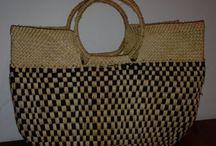 Basket Bags / Modern Style, handmade Basket, casual