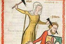bizarr középkor
