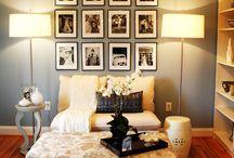 Como decorar com Fotos? / Inspirações para decorar com fotografias!