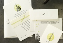 WeddingInviteLove / My favorite designs from vendors on WeddingInviteLove. / by WeddingLovely