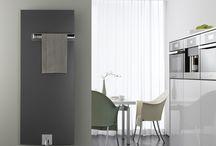 Kitchen Radiators / Designer radiators that blend seamlessly with modern kitchens