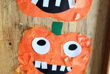 Halloween~ / Kids Halloween crafts