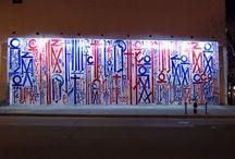 Graffiti / Street Art / by Justin Pocta