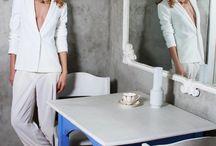 Cate Blanchett / Model: Marushka Devushka Make-up : Maire Inna Hair: Dionisie Lupu Foto: Larisa Stinga Styling: Gabriela Matei Locatii: Eclectico Studio si Voila