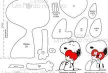 Festa Emanuel Vitor Snoopy