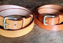 Leather Belt News / Latest from The Worcestershire Leather Company