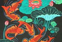 Chinese mural ideas